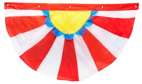 Carnival Bunting Party Accessory - 1