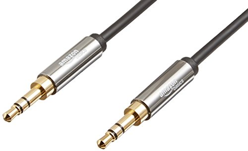 AmazonBasics-35mm-Male-to-Male-Stereo-Audio-Cable