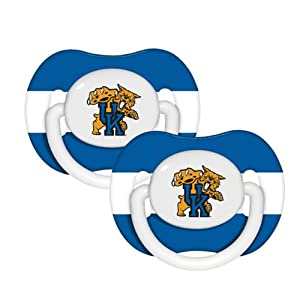 Buy NCAA Kentucky Wildcats 2 Pack Pacifier by BaFanatic