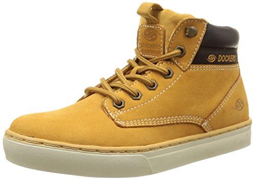 dockers-by-gerli-33ec010-bottes-classiques-homme-jaune-golden-tan-910-43-eu