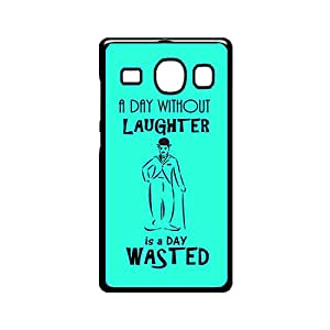Vibhar printed case back cover for Samsung Galaxy A8 DayWithout