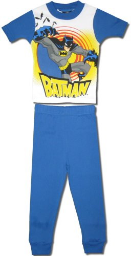 Buy Batman Boy's Cotton Short-sleeve, long-leg Pajamas – CLEARANCE PRICE