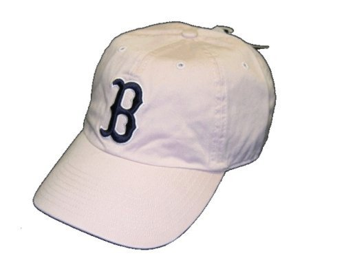 Boston Red Sox Adjustable Garment wash cap hat baby pink at Amazon.com