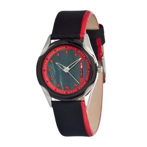 Dfactory Dfi019ybr White Label Ladies Watch