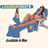 Loungermate - Bag - Towel With Pockets - BLUE