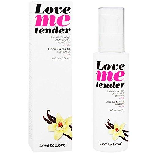LOVE TO LOVE ME TENDER MASSAGGIO & WARMING VANIGLIA 100ML