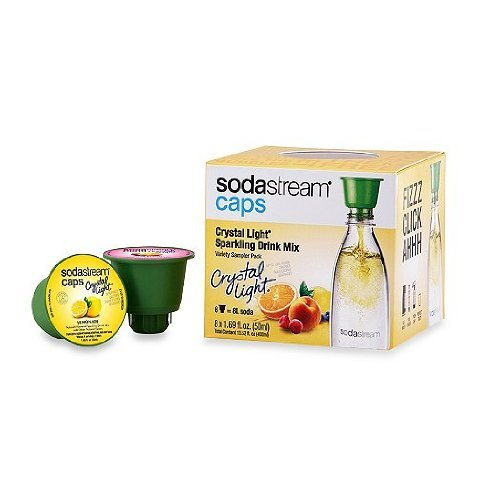 Sodastream Water Flavors front-452345
