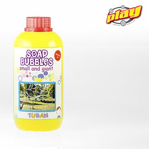 Liquido per Bolle di Sapone, 1L