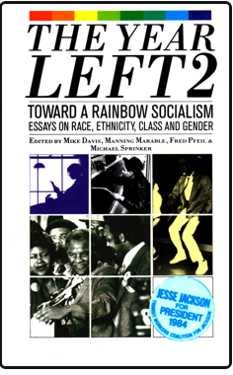 The Year Left 2: An American Socialist Yearbook, Mike Davis; Michael Sprinker; Fred Pfeil