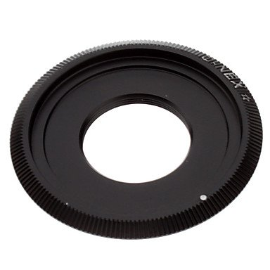 High Quality C-Nex C Mount Lens Adapter Ring For Sony Nex-7 Nex-3 Nex-5 Nex-5C Nex-5N Nex-5R Nex-6