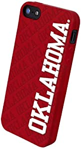 Buy Forever Collectibles NCAA Oklahoma Sooners Silicone Apple iPhone 5 5S Case by Forever Collectibles