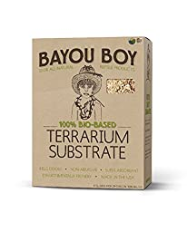Bayou Boy All Natural Reptile Bedding Bag, 8-Quart