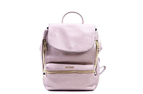 Guess Damen Alanis Backpack Rucksack, Blu (Pewter), Taglia Unica thumbnail