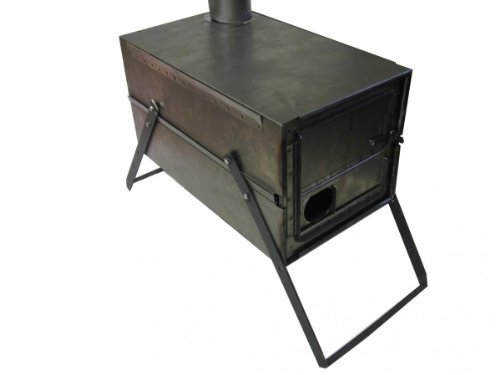 Ultra Collapsible Mountaineer Camp Stove