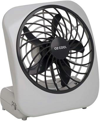 Portable Battery-Operated Fan