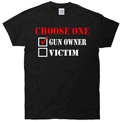 Choose One Gun Owner Victim T-Shirt