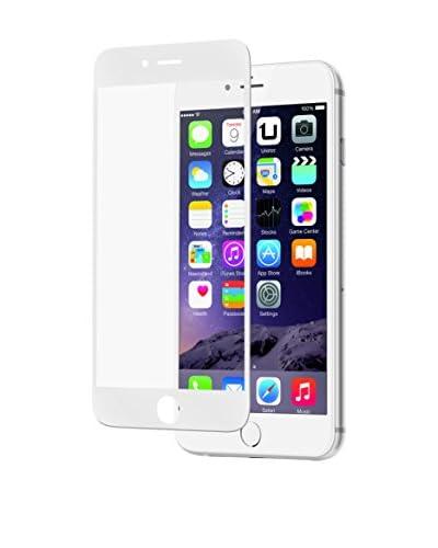Unotec Schutzfolie Full Cover Lite iPhone 6/6S Plus weiß