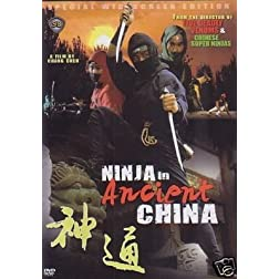 Ninja In Ancient China
