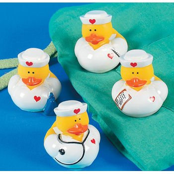Miniature Rubber Duckies front-846203