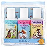 Childs Farm top-to-toe cleaning kit 3x 100ml