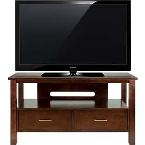 Amazoncom BellO TV Stand for TVs up to 46 Espresso