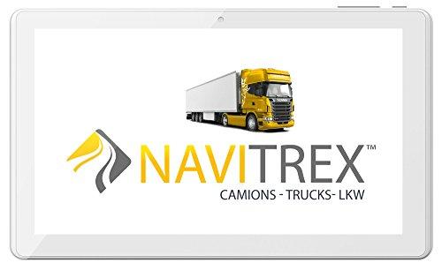 navitrex trucks tablette gps pour camion poids lourds pack starter. Black Bedroom Furniture Sets. Home Design Ideas