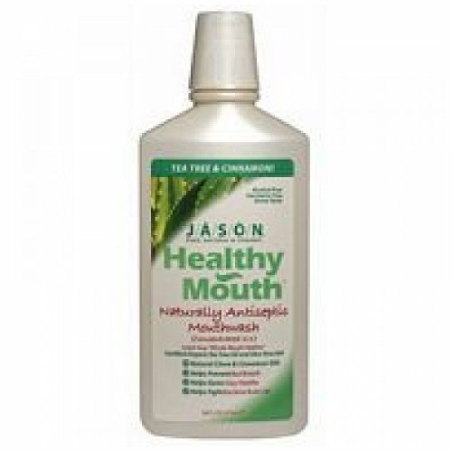 Jason Natural Cosmetics - Healthy Mouth Mouthwash, 16 Fl Oz (1 Pack)