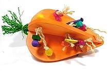 Crazy Huge Carrot House Rabbit Playground Equipment