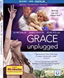 img - for Grace Unplugged (Blu-Ray + DVD + UV Digital) book / textbook / text book