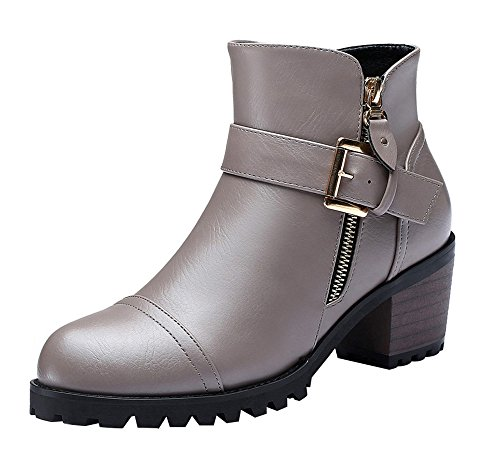 fq-real-womens-british-style-casual-side-zipper-block-heel-platform-ankle-booties-55-ukgray