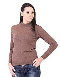 Women's Turtle Neck Full Sleeve Extra Fine Cotton Sweater