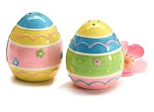 Easter Egg Salt and Pepper Shakers by OTC