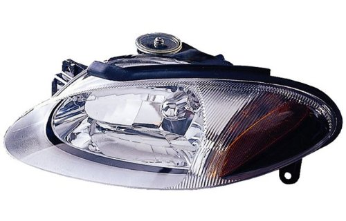 1999 ford escort headlight adjustment