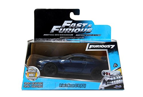 Fast Furious 7 Brian's Nissan GT-R (R35) 1:32 Scale - 1