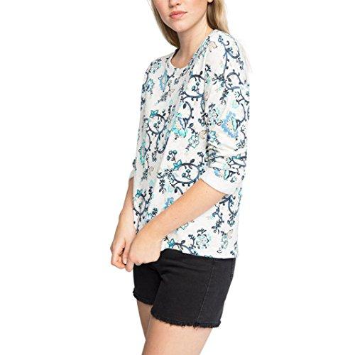 Esprit Womens Floral Sweatshirt