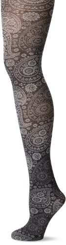 Anne Klein Women's Paisley Jacquard Tight
