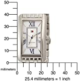 Tommy Hilfiger Women's 1780996 Classic Quartz Mother-Of-Pearl Bracelet Dial Watch