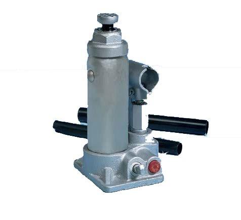 Hydraulischer Wagenheber 2 t, Hubhöhe: min 181