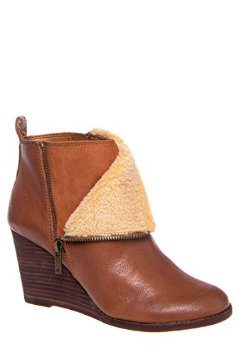 Yorque Wedge Bootie