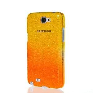 Mooncase Waterdrop Crystal Raindrop Hard Back Case Cover for Samsung Galaxy Note II 2 N7100