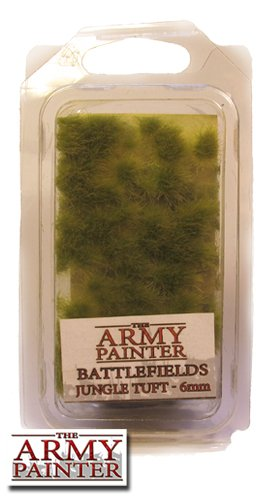 Jungle Tuft Battlefields XP Miniature Basing by Army Painter - 1