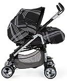 Mamas & Papas - Pliko Pramette - Couture Black