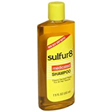 Sulfur8 Medicated Shampoo, 7.5 oz.