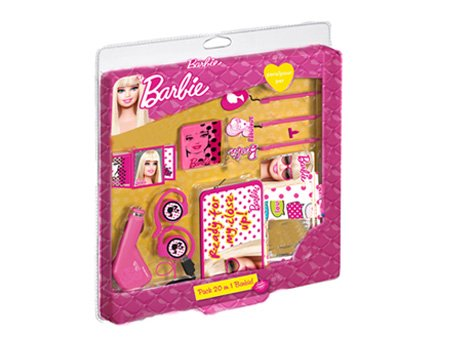 Barbie 20-in-1 Accessories Pack (Nintendo DSi)
