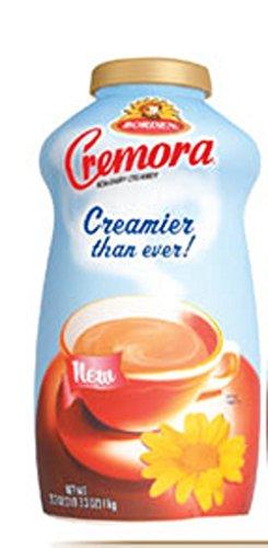 Borden, Cremora, Powdered Coffee Creamer, 33.5Oz Bottle (Pack Of 6)