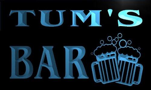 w086632-b-tum-name-home-bar-pub-beer-mugs-cheers-neon-light-sign