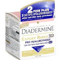 diadermine rimpel expert 3d ingredienten