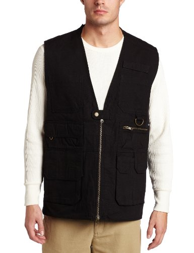 5.11 Tactical #80001 Tactical Cotton Vest (Black, 3X-Large)