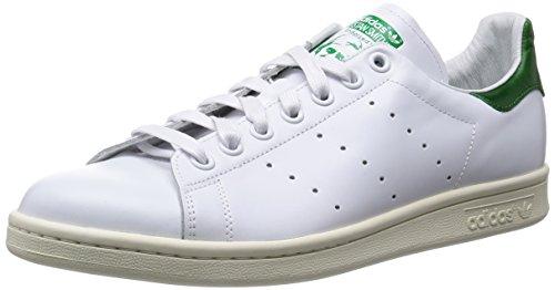 [アディダス オリジナルス] Adidas Originals STAN SMITH JPU96 RUNNING WHT/RUNNING WHT/GREEN(ランニングホワイト/ランニングホワイト/グリーン/US9)