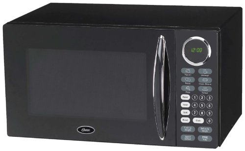 Review Oster OGB8902-B 0.9-Cubic Foot Microwave Oven, Black